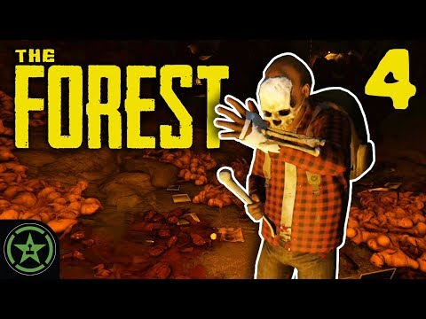 Zero Sanity - The Forest (#4) | Let's Play