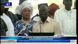Inauguration Of Rauf Aregbesola As Governor Of Osun State Part 10