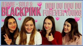 BLACKPINK -  SBS GAYO DAEJUN || SOLO + DDU-DU DDU-DU + FOREVER YOUNG PERFORMANCES REACTION