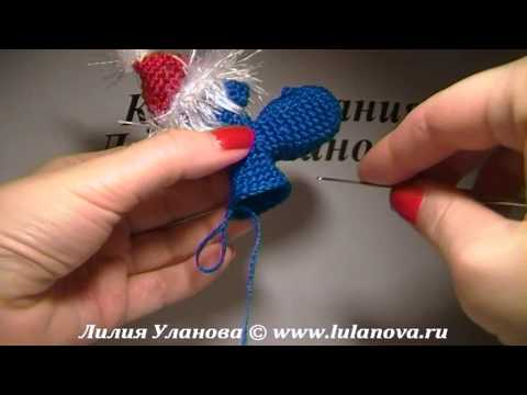 TUTORIAL COPRI BOTTIGLIA UNCINETTO ~ Crochet bag bottle • Katy Handmade -  YouTube | 360x480