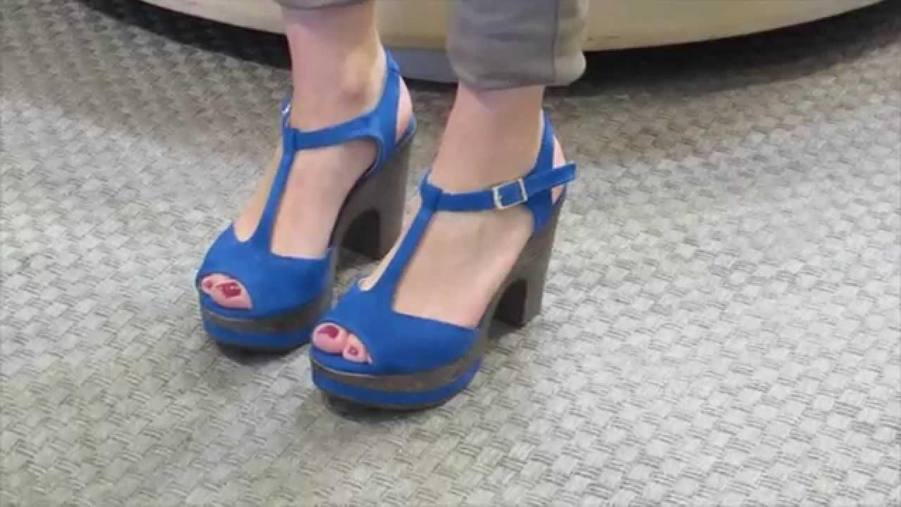 Azul En Dino Gadea Sandalia Zapatos xeBoWrdC