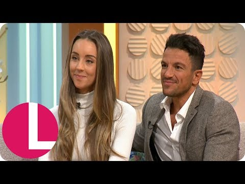 Peter and Emily Andre on Their Parenting Style and Helping Their Kids Eat Healthy | Lorraine