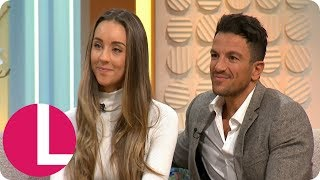 Peter and Emily Andre on Their Parenting Style and Helping Their Kids Eat Healthy   Lorraine