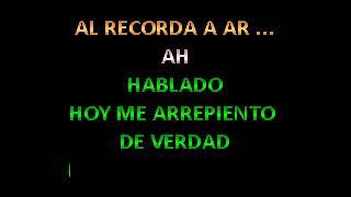 Gloria Trevi   Como Sufro   Feat Los Baby's   Con Voz   Y Letras