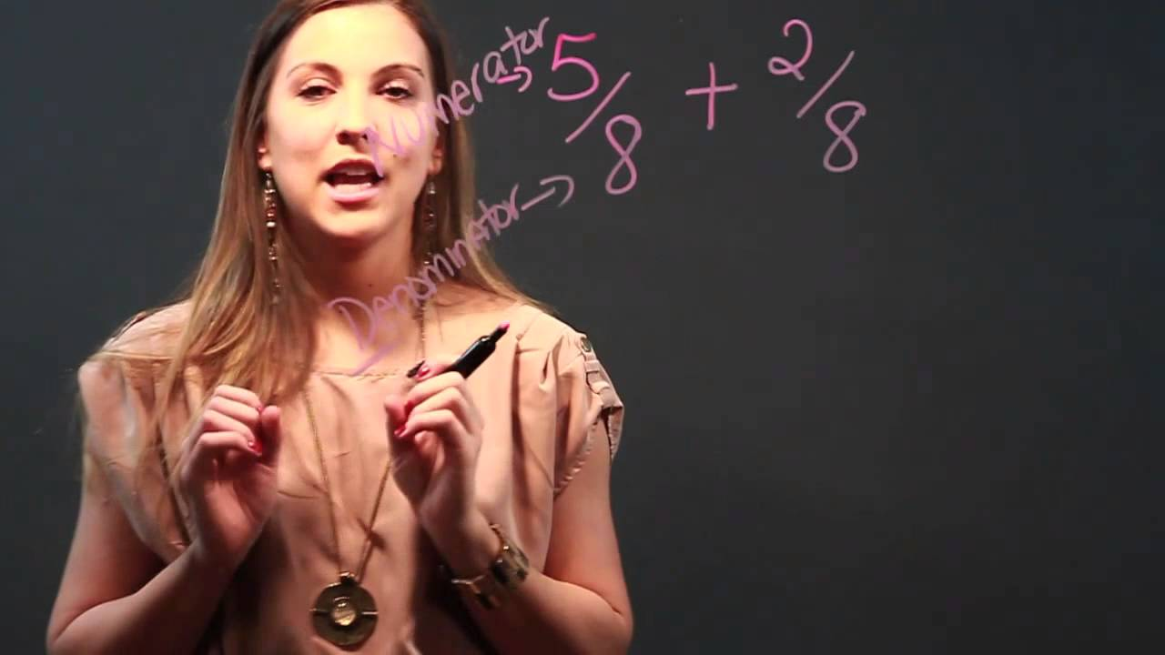 Fun Ways To Remember How To Add And Subtract Fractions