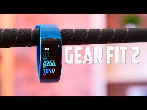 Samsung Gear Fit 2, review en español