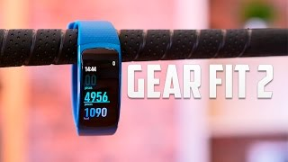 Samsung Gear Fit 2, review en español