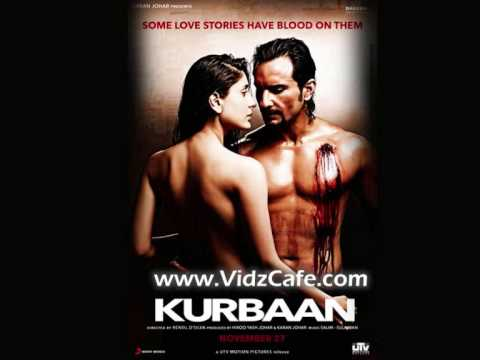 Shukran Allah - Kurbaan * Full Song & Lyrics* Kareena Kapoor & Saif