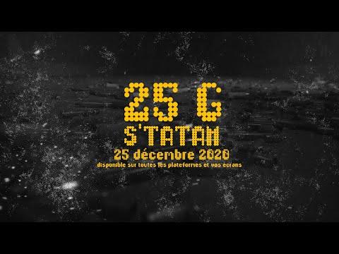 Youtube: TEASER – 25G – S'TATAM