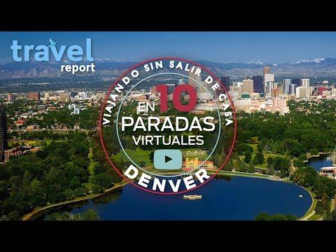 Denver en 10 paradas virtuales