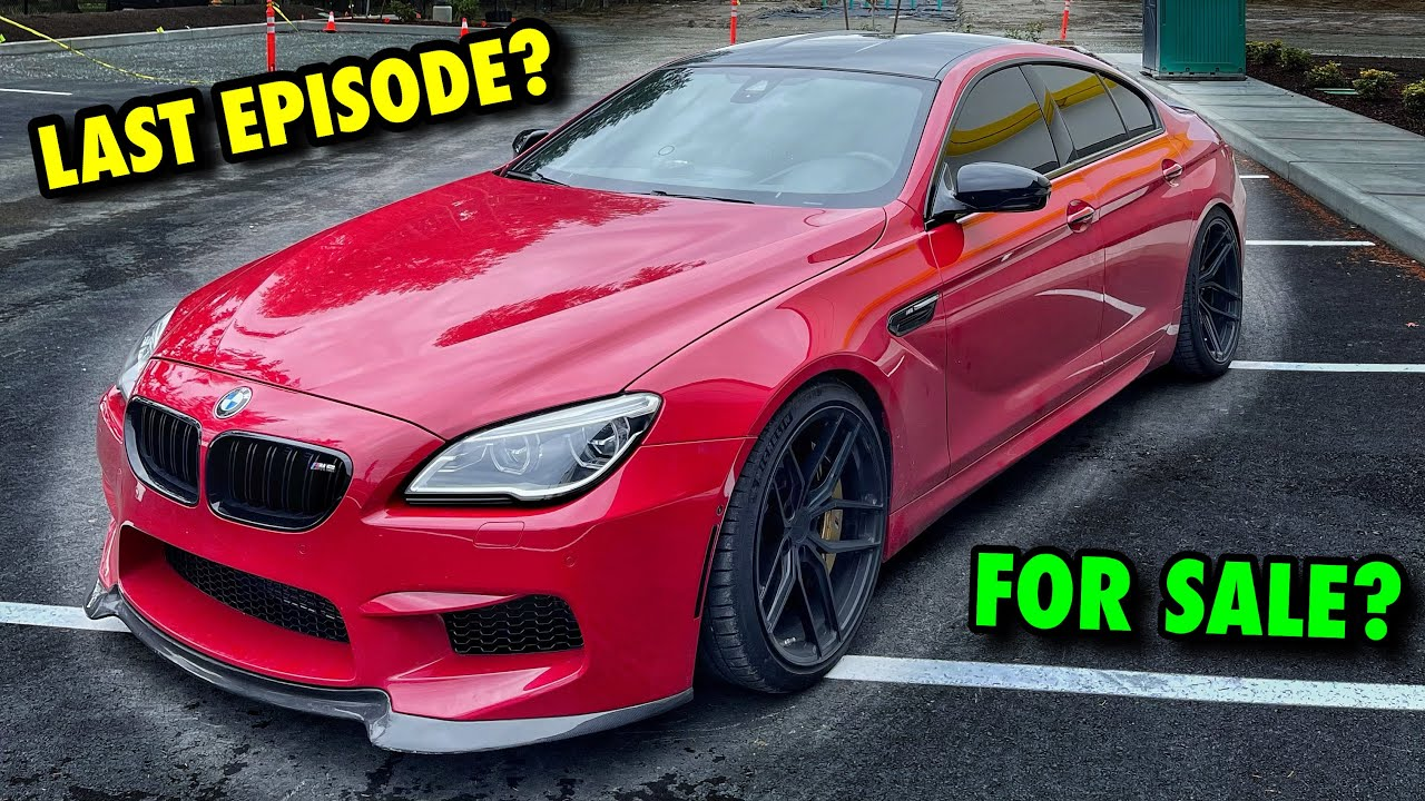 Download I Bought A Wrecked 2018 Bmw M6 From Copart And Made It Into This MASTERPIECE!!