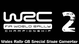 WRC 2 FIA World Rally Championship - Wales Rally GB Special Stage Gameplay