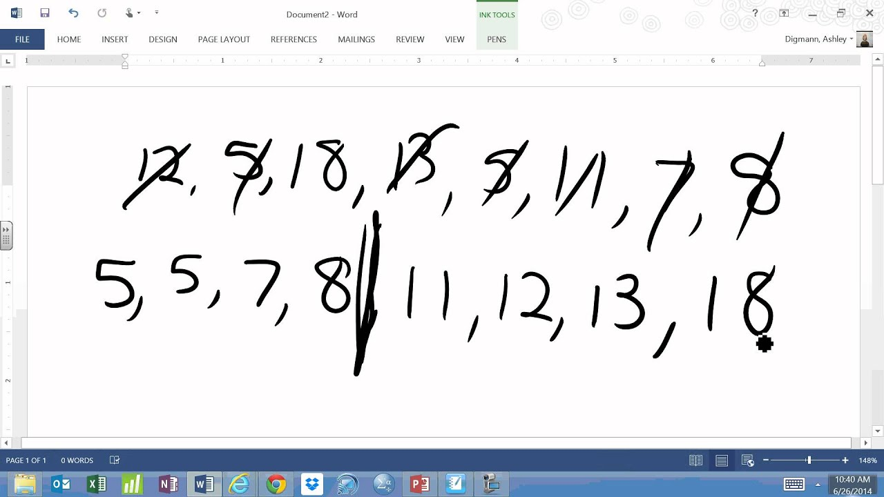 Calculate Median By Hand With Even Number Of Data Points