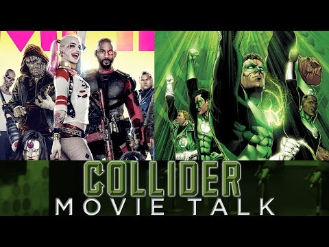Suicide Squad 2 or Green Lantern Corps May Go Into Production This Year - Collider Movie Talk