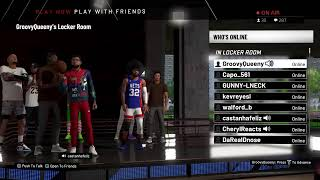 NBA2K20 PLAY NOW ONLINE | ALL STAR TEAMUP W SUBS