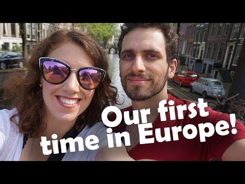 AMSTERDAM & BELGIUM | Our Honeymoon Trip, Part I