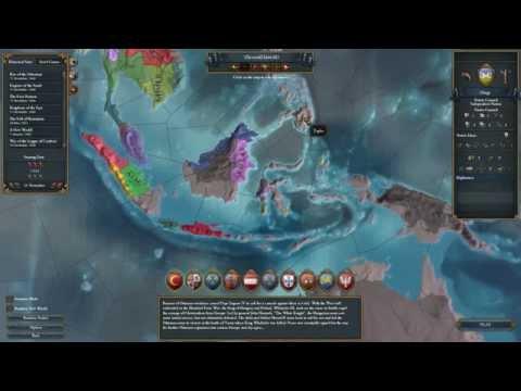 Maen Europa Universalis IV - Majapahit Episode 1