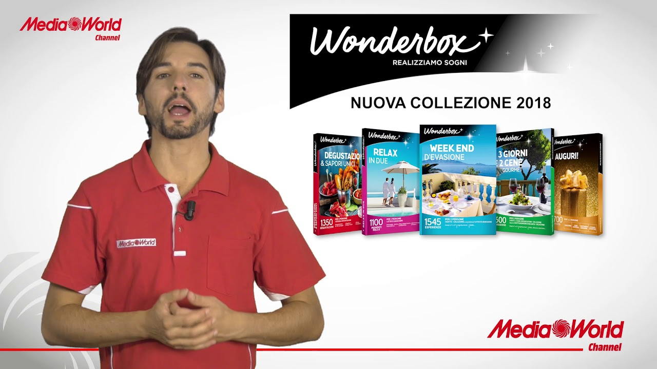 Wonderbox Soggiorno Da Assaporare Wonderbox Mediaworld It