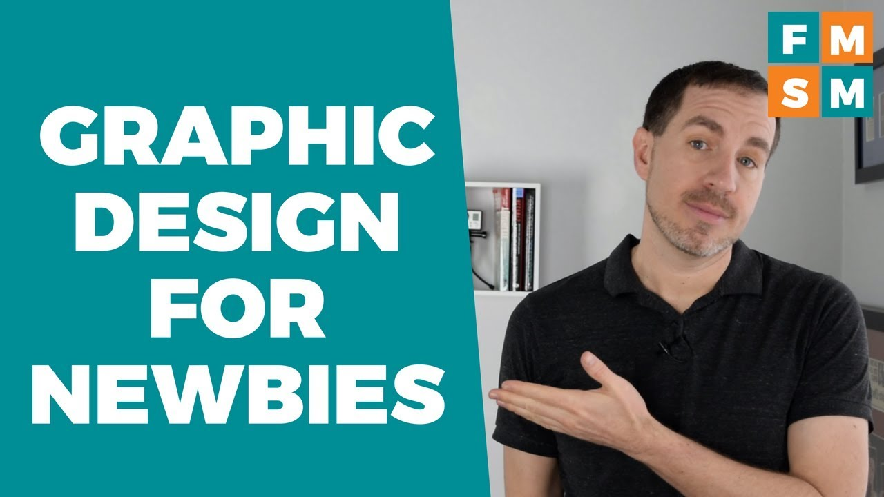 Graphic Design For Newbies (Canva Tutorial 2018)