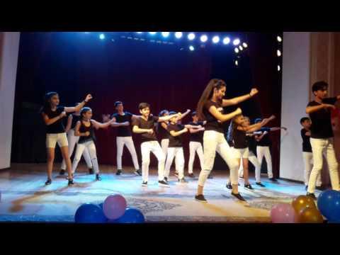 azeri qafqaz flashmob