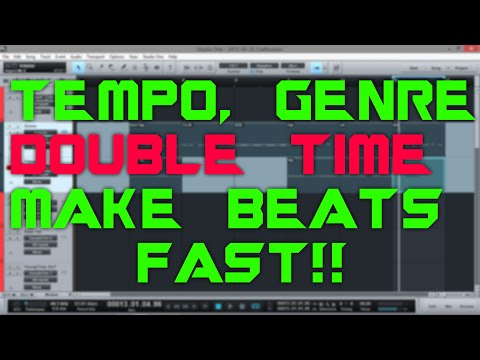 PRESONUS STUDIO ONE | TEMPO, GENRES, DOUBLE TIME EXPLAINED | WATCH NOW