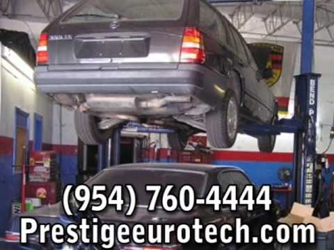 European Auto Service in Fort Lauderdale FL Prestige Eurotech