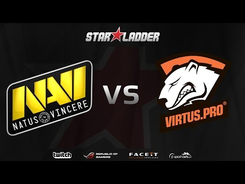 [EN] Na'Vi vs Virtus.pro - (STARLADDER Starseries XI)