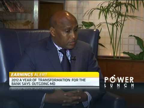 Barclays Kenya FY Earnings with Outgoing CEO Adan Mohammed