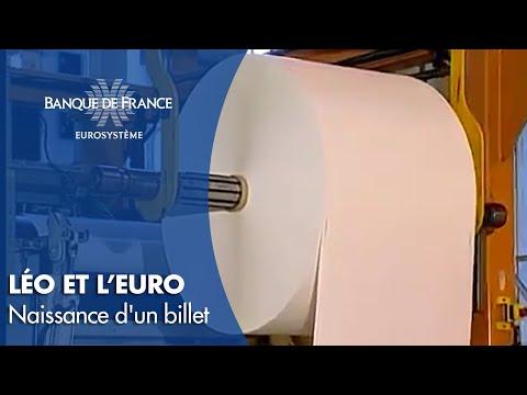 Banque de France : Naissance d'un billet