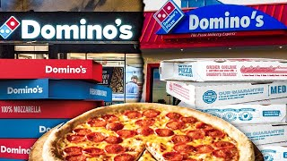 UK VS US Domino's Food Wars