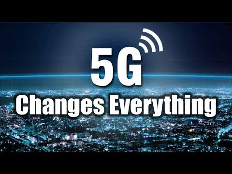 Everything There Is To Know About 5G Technology