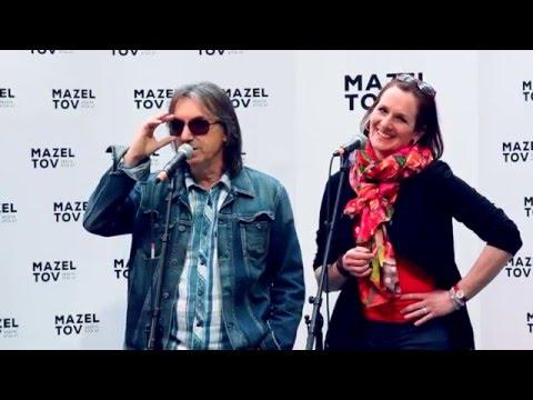 Zsidó Művészeti Napok 2016 - Sajtótájékoztató 2016. április 7. Helyszín: Mazel Tov