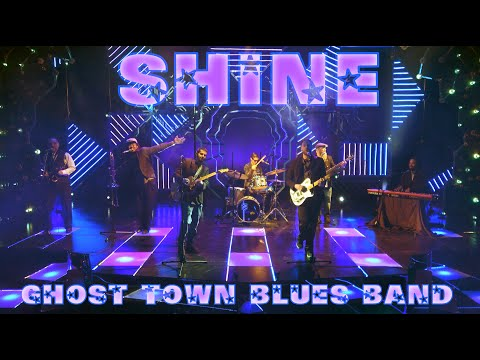 Shine - Ghost Town Blues Band *OFFICIAL MUSIC VIDEO* Mp3