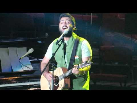 ARIJIT LIVE HD 2017---MEDLEY OLD SONGS