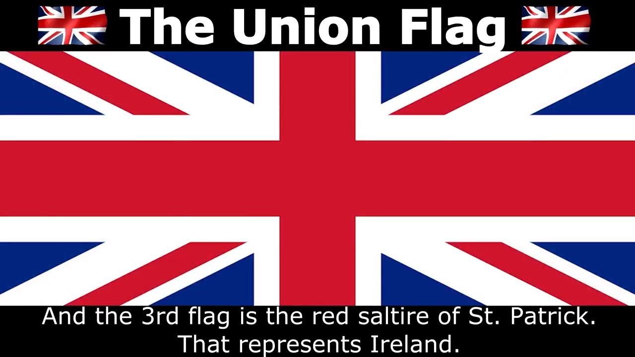 how the union flag is made up origin of the union jack british