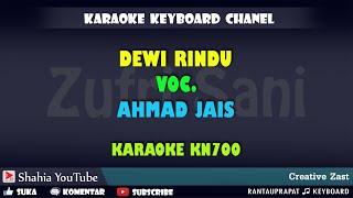 DEWI RINDU AHMAD JAIS KARAOKE LAWAS COVER KN7000