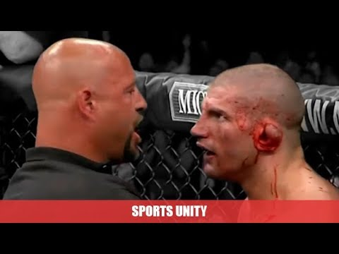 Referee Knockouts And Atacks On Muay Thai, MMA, Boxing... | Sports Unity