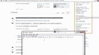 mengatasi Fatal error Call to undefined function session register(Kesalahan Error pad cms Lokomedia dikarenakan Perbedaan versi PHP,, 2015-06-16T06:13:02.000Z)