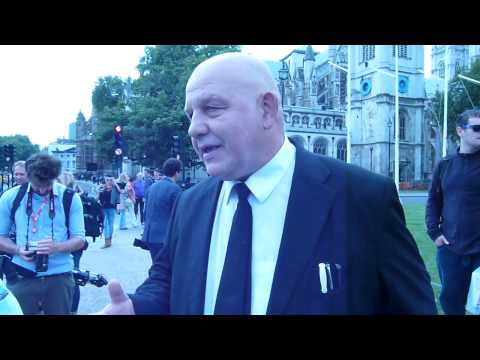 GMB trade union sold me-interview for American TV