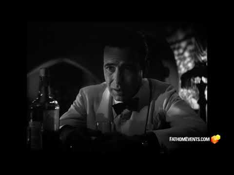 "Casablanca 75th Anniversary - ""Of All the Gin Joints ... """