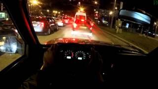 Lada 4x4 (Niva) Urban - болтовня в движении