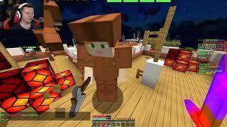 STRASZE TESTERA BANEM xDDD /w Bobix | Minecraft Infekcja