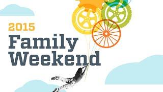 Harvey Mudd Family Weekend 2015