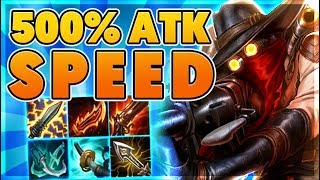 *500% ATT SPEED* WORLD RECORD BROKEN (1,421 AD) - BunnyFuFuu