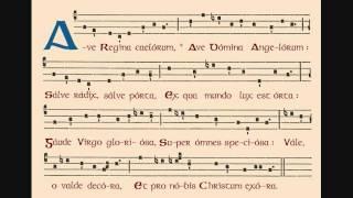 Ave Regina Caelorum - Canto Gregoriano Mariano