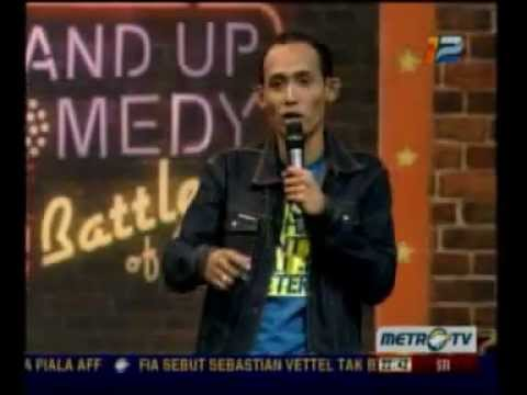 Randhika Djamil - Battle of Comics MetroTV