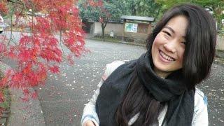 Японский парк с Марико. Очень красивое место.
