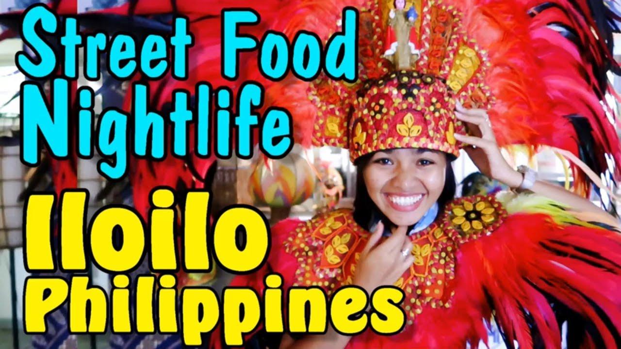 Travel in Philippines | Iloilo Nightlife & Street food