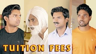 Tuition Fees | Hindi Comedy Video | Pakau TV Channel