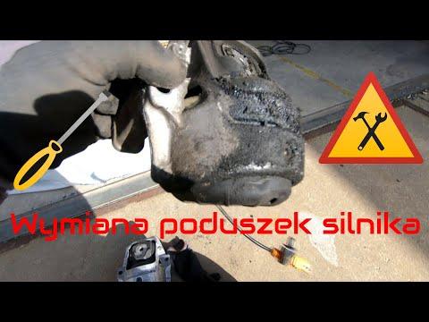 Audi A4/A5/Q5 B8 – Wymiana poduszek silnika /Replacement of engine mounts DIY